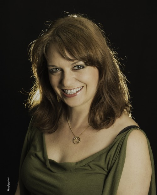 Dr. Marja Kay, soprano, found her niche in contemporary music. She is artist of the week. Photo by Marshall Smith