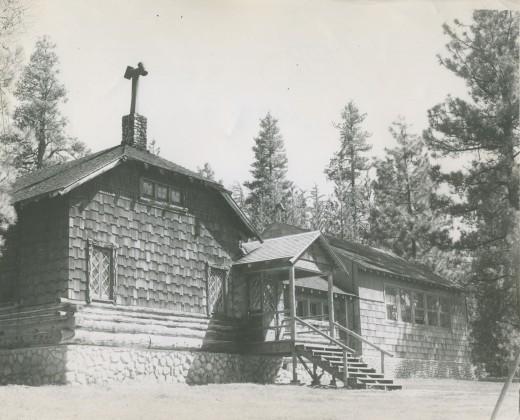 Idyllwild Elementary School in 1948.File photo