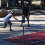 Pickleball popular here and throughout U.S.