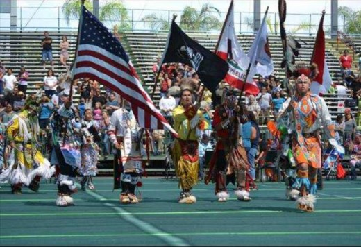 """This year's pow wow will bring to life the rich history of the Payomkawichum or """"People of the West"""" through song, dance, food and games. Photo courtesy Soboba Casino"""