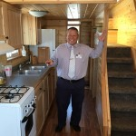 Tiny home giveaway at Soboba Casino