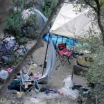 Fire danger with squatter camps grows with winter approaching