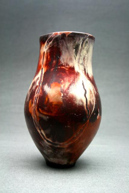 One of Vicki Buchanan's pots. Photo courtesy Vicki Buchanan