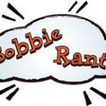 Bobbie Rants: November 17, 2016