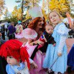 Halloween festivities in Idyllwild