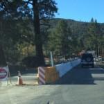 Hurkey Creek Bridge construction narrows one-way lane