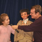 Joe Gandelman, ventriloquist, to entertain at library