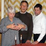 Temple Har Shalom celebrates Hanukkah, community