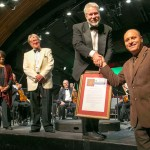 Master Chorale gets special honor