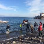 Local lawyer and medic aids rescue effort in Lesbos