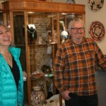 Larry and Janet Everitt's partnership in art and life is rock solid