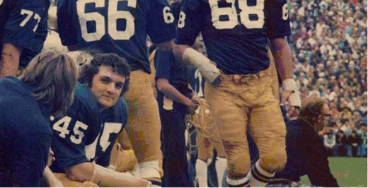 """Daniel """"Rudy"""" Ruettiger, inspiration for the film """"Rudy,"""" is coming to Soboba Casino for the Soboba Super Party on Feb. 7."""