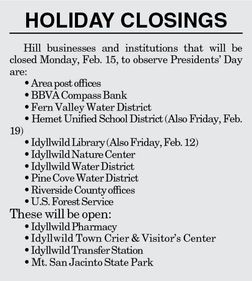holiday-closings