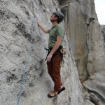 Tahquitz retains a clean-climbing ethos: Ryan Strickland opens Nature Center speaker series