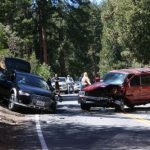 Breaking news: Traffic crash stopped traffic on Highway 243