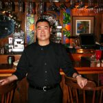 Edmund Yang, new owner of the Gastrognome, plans a steady course