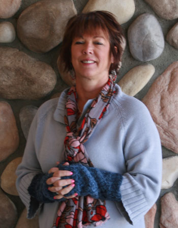 """Missy Churchill, Health Tech at Idyllwild School, will be honored as Employee of the Year at a ceremony at the Hemet Unified District office Wednesday night, March 23. Churchill is an Idyllwild resident and has been with the district for 15 years. She has been at Idyllwild School for two years. """"It's great to be part of the town,"""" said Churchill. """"I help with many different aspects at the school."""" Churchill is married and has two adult sons. Photo by Marshall Smith"""
