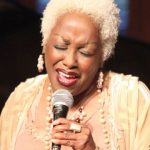 Jazz chanteuse Rose Mallett performs for fundraiser