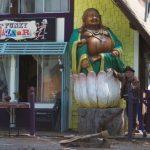 PHOTOS: Buddha finds new home