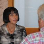 Milne talks to Idyllwild residents: Frustration with building delays