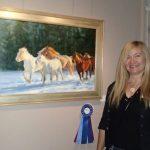 Winners announced in art show