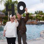 40th Wedding Anniversary Carol & David Jones