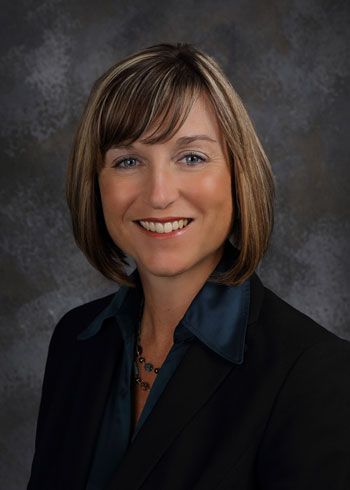 Christi Barrett, assistant superintendent for human resources at Val Verde Unified School District, will be the next superintendent of Hemet Unified School District. Photo courtesy VVUSD