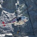 Hiker rescued from Lily Rock
