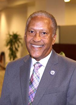 Riverside County 3rd District  Supervisor Chuck Washington Courtesy Photo