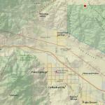 Area experiences earthquake