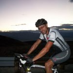 Todd Carpenter, Idyllwild Arts faculty, in Race Across the West