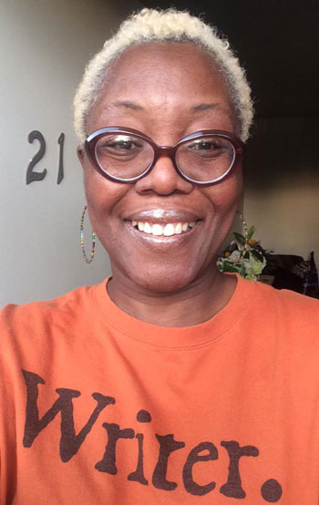 Nana-Ama Danquah, author, editor and public speaker, opens Eduardo Santiago's Idyllwild Author Series at 4 p.m. Sunday, July 10. Photo courtesy of Danquah