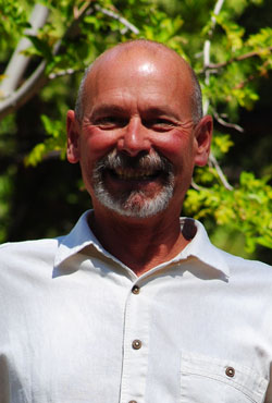 Steve Erler, Fern Valley Water District general manager, retires at the end of June Photo by J P Crumrine