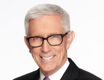 Fritz Coleman, popular weathercaster for NBC-4 in Los Angeles, comes to Idyllwild to do stand-up comedy. He will appear in two shows at Uncle B's Smokin' Barbeque on Saturday, July 9. Photo courtesy NBC-4