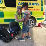 Local resident Mary Lehman returns from Greek refugee camps: Her second trip as a volunteer medic