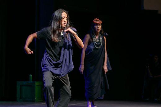 "Hawaii's Poet Laureate Kealoha performing ""The Story of Everything."" Photo courtesy Kealoha"