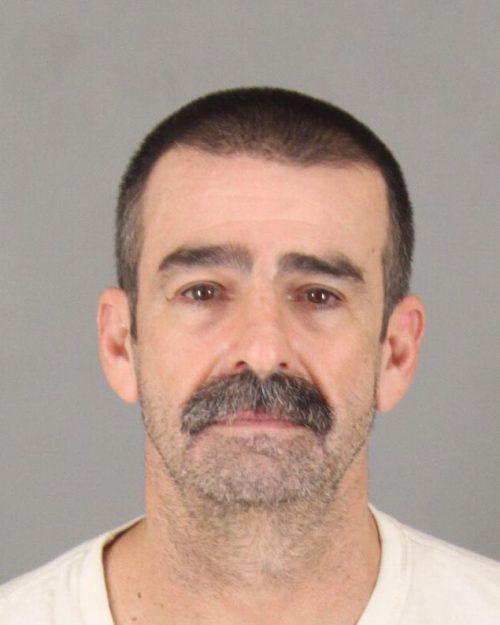 Walter Farrell Treen, aka Fred Lopez. Photo Courtesy of Riverside Co. Sheriff's Dept.