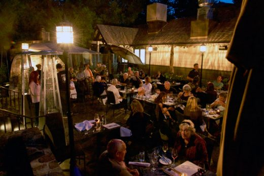 A full house of wine tasters were at Ferro Restaurant for Thursday's second tasting and food pairing of Ascension Winery. Photo by John Drake
