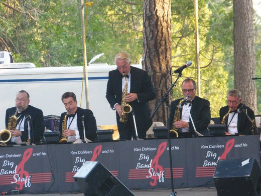 Ken Dahleen will take us back to the Big Band Era with a program of familiar big band standards dedicated to dancing at 7 p.m. Thursday, Aug. 11, at Butterfield Commons on Strawberry Creek. File photo