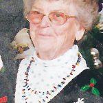 Obituary: Violet Mae Johnson 1928-2016