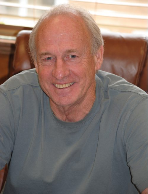 Jim Billman, former IWD board president