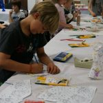Idyllwild Library STEAM's it up