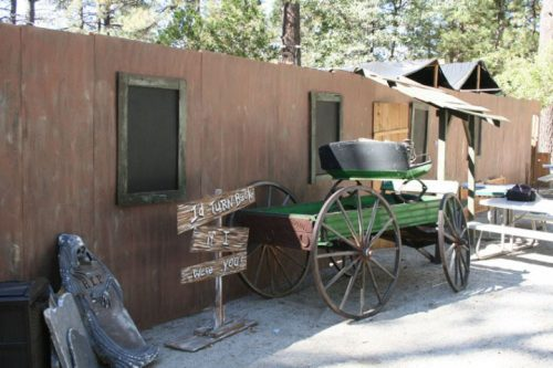 Idyllwild's Haunted Ghost Town comes back with a new haunted hotel theme at Town Hall. Kathy Sacher-Wilson's angst-inducing attraction opens Friday, Oct. 7. File photo