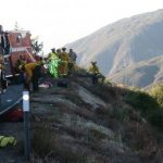 Traffic fatality in Mountain Center