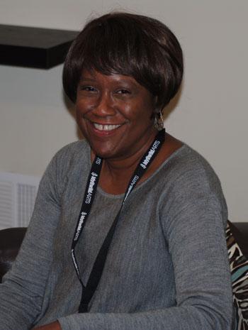 Pamela Jordan, president, Idyllwild Arts Foundation and also head of school.Photo by JP Crumrine