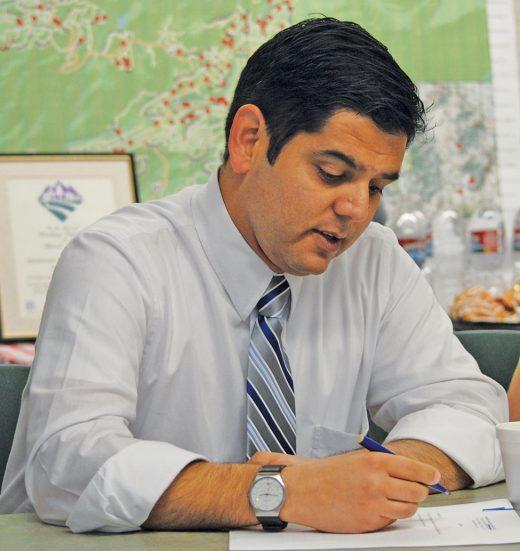 Dr. Raul Ruiz. File photo.