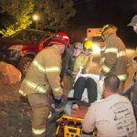 """""""Pedestrian"""" injured Saturday night"""