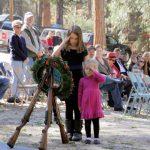 Post 800 observes Veterans Day