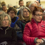 Indivisibles hear from elected officials staff