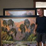 American impressionist Robert Ferguson opens studio in Pinyon Pines: 'My paintings are windows into a place in time'